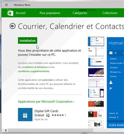 Calendrier Windows 10 Courrier Calendrier Et Contacts Dans Windows 10 Comment