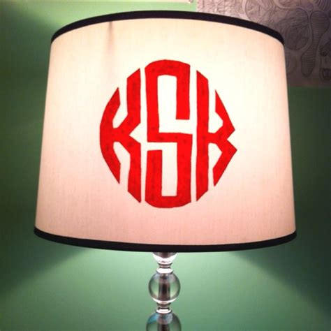 Thank You Letter Copy And Paste diy monogrammed l shade 1 look up monogram fonts on