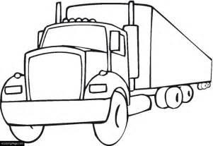 semi truck coloring pages peterbilt semi truck coloring pages coloring pages
