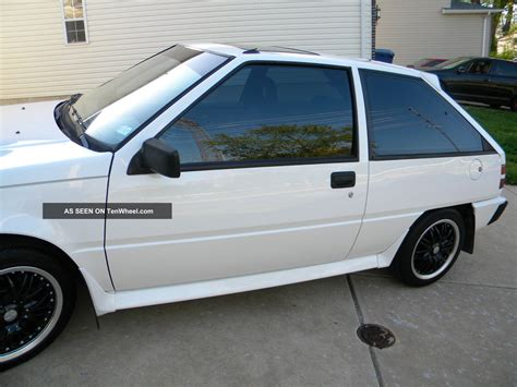 mitsubishi mirage turbo 1988 mitsubishi mirage turbo colt turbo