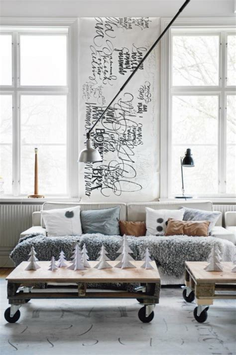 Scandinavian Chic House With Rustic And Vintage Features | scandinavian chic house with rustic and vintage features