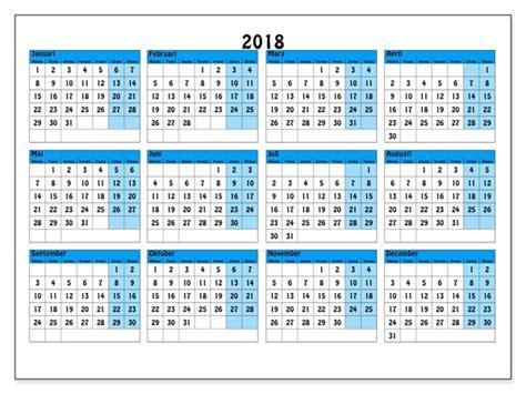 Kalender 2018 Ferien Frankreich Kalender 2018 Sverige Ausdrucken Ferien Feiertage