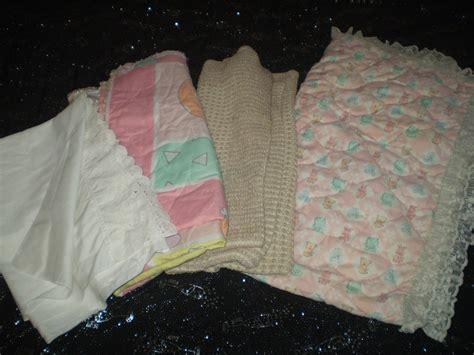 cobijita tejida para bebe lote de 3 cobijitas para bebe una nueva vv4 110 00 en