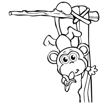circus monkey coloring page baby monkey circus coloring page baby monkey circus