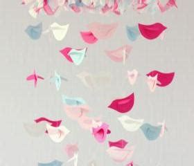 Viny 29809 Pink Violet Sweet Dot S M L Dress Le060517 Import birds hearts butterflies mobile sweet baby pink nursery decor mobile on luulla