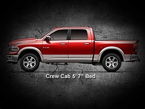 Dodge Ram 1500 Bed Size by Dodge Ram 1500 Accessories Buyers Guide