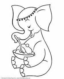 pre k coloring pages pre k coloring pages free printable elephant pre k