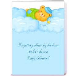 blue clouds sleeping baby shower greeting card by starstock greetings card gnome