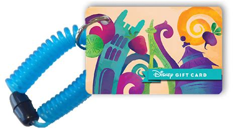 Disney Restaurant Gift Cards - new wearable disney dining gift card for the epcot international food wine festival