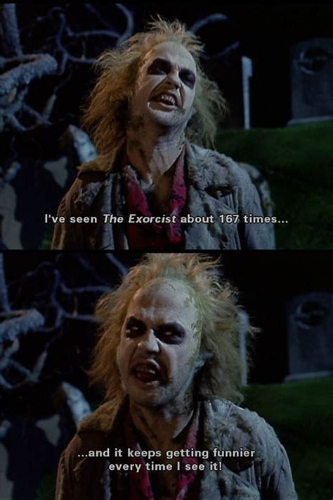 Exorcism Meme - quotes by beetlejuice like success