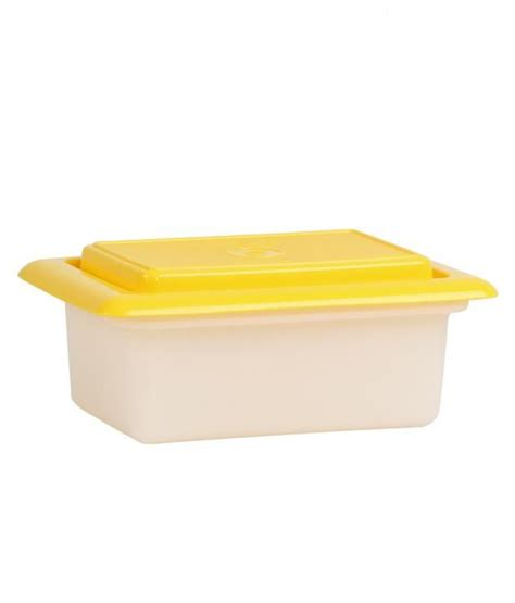 Bread N Budy tupperware butter buddy bread box butter dish 1pc