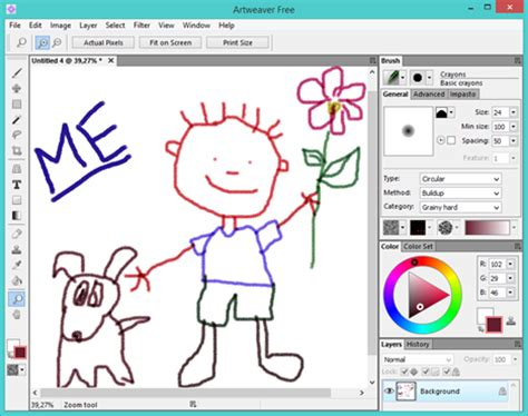 painting free software the best 5 free alternatives to microsoft s paint