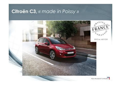 peugeot made in le quot made in france quot by psa peugeot citro 235 n