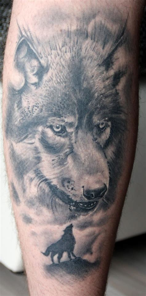 best wolf tattoos the 85 best wolf tattoos for improb