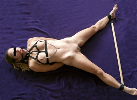 Strappado And Spreader Bar