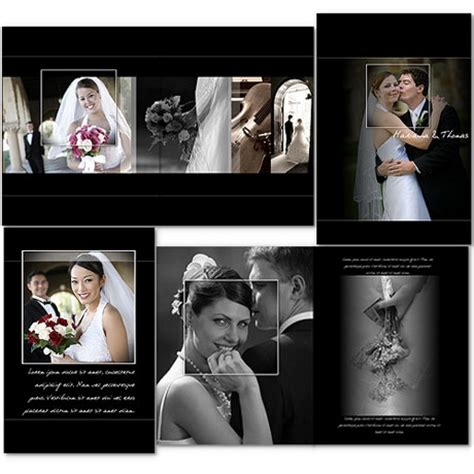 Wedding Photo Album Design Templates Adobe Photoshop by Elements Wedding Albums Templates Arc4studio
