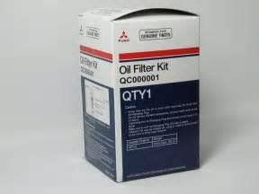 Mitsubishi Filters Mitsubishi Fuso Filter Kit 4p10 Southeast Diesel Inc