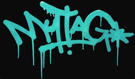 draw graffiti names  style