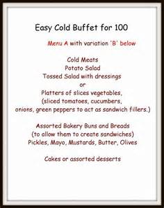easy buffet menu ideas best 25 cold buffet ideas ideas on pinterest food