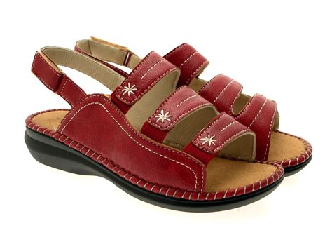 ladies comfort sandals uk womens low wedge elasticated comfort sandals cushioned