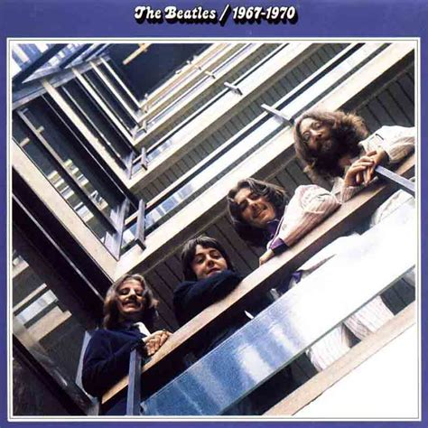 blue album the beatles 1967 1970 blue album for what it s worth