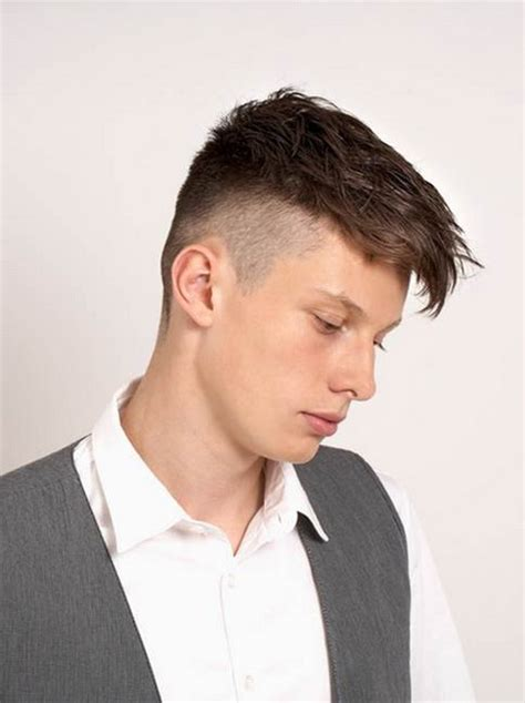 kinderfrisuren jungen undercut