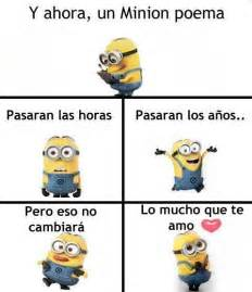 1000 images about minion poemas on pinterest te amo minis and amor