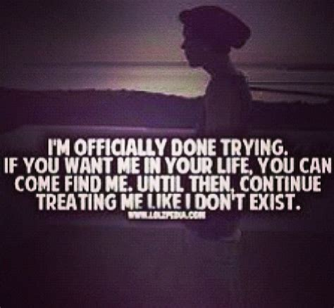 im done chasing you quotes quotesgram