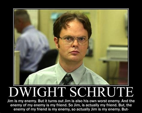 Dwight Schrute Memes - top 10 dwight schrute quotes quotesgram