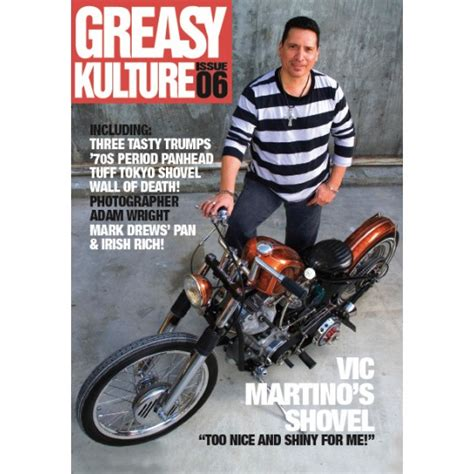 Cover Gkm 5 gkm issue 6 greasy kulture