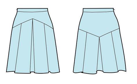Pattern Pleated Skirt pleated skirt pattern fashion skirts