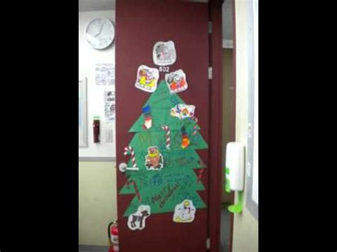 christmas decorations in classroom decoration ideas for classroom door