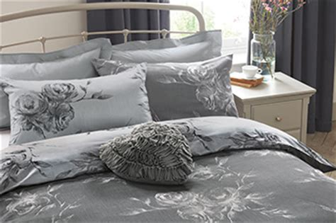 buy grey sets linen bed from the next uk online shop