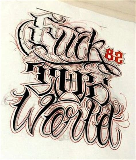 tattoo font latino 1124 best stencils and decals images on pinterest