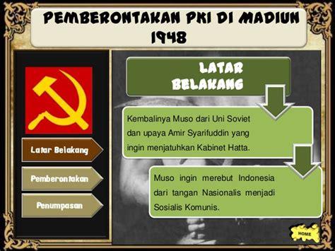 download film pemberontakan pki madiun perjuangan menghadapi pergolakan dalam negeri