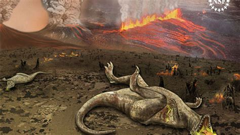 evidence suggests  asteroid couldnt  killed  dinosaurs