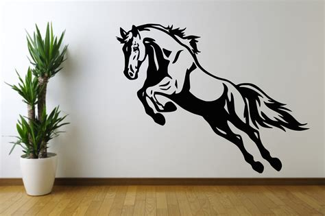 Horse Bedroom Decor wall decal awesome home design ideas with horse decals