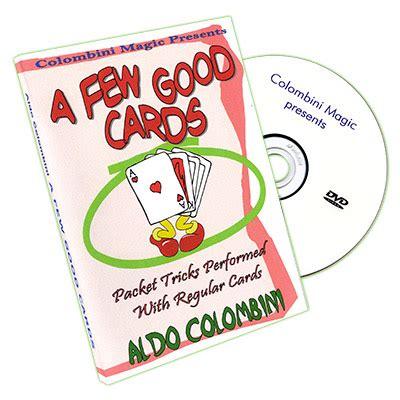 Ellusionist Cardstunts Dvd Magic Tutorial Sulap aldo colombini pre deckability