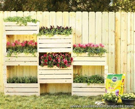 Wall Planter Ideas by Adorable Pallet Wall Planter Ideas Pallet Wood Projects