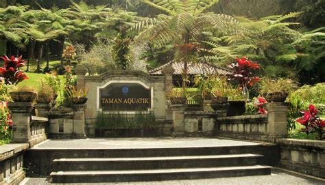 Bali Botanic Gardens Bali Botanic Garden Indonesia
