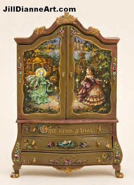cinderella armoire 1000 images about decorative painting on pinterest hand