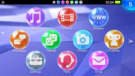 new themes ps vita ps vita themes arrive with system software 3 30 update