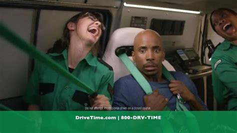 drive nime drivetime tv commercial episode i taken for a ride