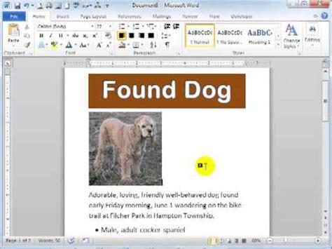 founddog youtube