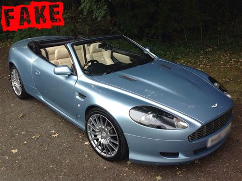 aston martin servicing costs is this the most convincing replica kit car yet