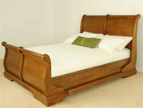 Wooden Sleigh Bed The Product Wildwood Ivana Solid Mindi Wood Sleigh Bed Is No Longer Available