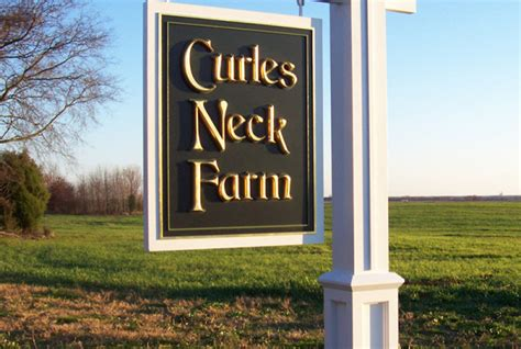 residential signs carousel signs designs
