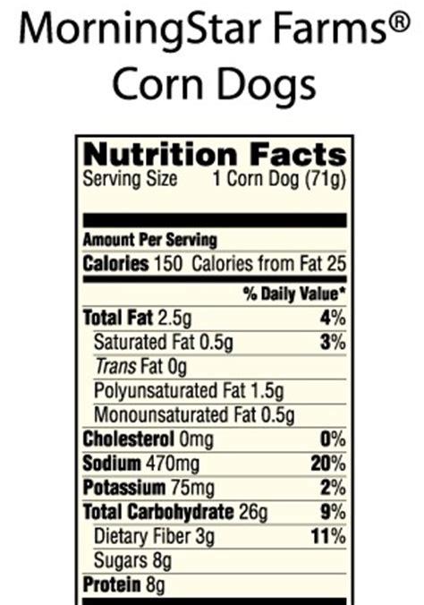 corn calories corn calories