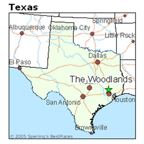 woodland texas map best places to live in the woodlands texas