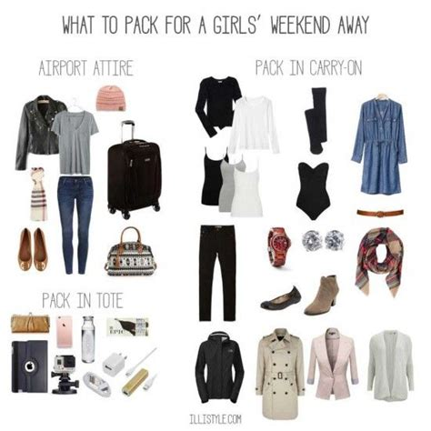 How To Pack Light For A Week by The 25 Best Ideas About Weekend Packing Lists On